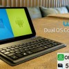 Tablet Axioo Windroid 8G- Windows dan Android