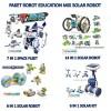Robot Education tenaga surya matahari paket promo lengkap