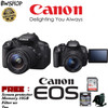 Canon Eos 700D Kit 18-55 f/3.5-5.6 IS STM