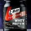 L-Men Platinum Whey Protein Choco Latte