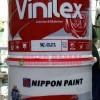 Cat Tembok Vinilex 5 Kg No 942 Warna Coral Spring