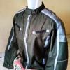 Jaket Protektor Motor Touring FLM (HIJAU ARMY BIKERS) NEW MODEL,Keren