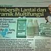 Pembersih Kamar Mandi Dan Closet  MUTIARA CLEANER Paling Jitu