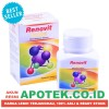 Renovit Gold Botol 30 - Obat Multivitamin, Mineral, Daya Tahan Tubuh