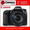 Canon Eos 80D Kit EF-S 18-200mm IS /Garansi Resmi