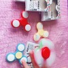 HAND SPINNER LED 3 SISI 1 LAMPU ON OFF MAINAN TOYS