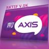 Grosir Kartu Perdana Axis Super Murah Meriah V 0K - Aktif
