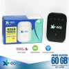 Mifi 4G LTE Movimax MV003 Free XL 60GB 60Hari