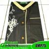 Baju Muslim Al Muttaqin AMP75 Coklat