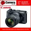 Canon EOS M6 Kit EF-M 18-150mm f3.5-6.3 IS STM -Black Kamera Mirrorles