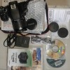 Canon EOS 600D Japan Made 9k SC Lens Kit Mulus Fullset