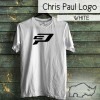 TShirt / Kaos Basketball NBA Player Chris Paul logo