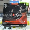 Plantronics GameCom 318 Stereo Gaming Headset