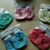 sarung tangan kaos kaki bayi set