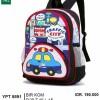 Tas backpack ransel-traffic city mobil-tas anak laki-laki murah gf