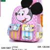 Tas MK pink terbaru-ransel backpack murah-tas sekolah anak wanita gf