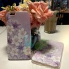 Case / Casing Iphone 6 / 6s Purple in Love