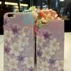 Case / Casing Iphone 6Plus / 6sPlus / 6+ / 6s+ Purple in Love