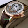 MONTBLANC Twin Barrels Straps Leather Rosegold