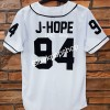 Jersey Kpop Bangtan Boys - BTS JungKook V SuGa Jimin Jin J Hope RapMon