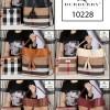 BURBERRY Brit Grainy ashby Tassel HOBO 10228