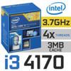 PROCESSOR INTEL Core I3-4170 (3.7GhZ, 3MB Cache) LGA1150/Box