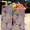 Case / Casing Iphone 7 / 8 purple in Love