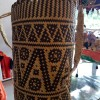 Tas Anjat (tas khas suku dayak )
