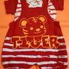Baju Bayi Jumper/Baju Kodok Karakter Hanging Little Tiger