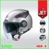 Nolan N33 Classic Platinum Silver Helm Jet Double Visor