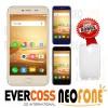 Evercoss U50A Winner Y Star - 2B/16GB - Free  Back Case