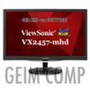 Monitor ViewSonic VX2457-mhd
