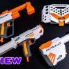 NERF Modulus STORAGE STOCK / Aksesoris NERF / Tempat peluru / Nerf Mag