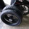 roda velg set supermoto IRC