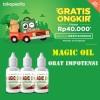 Magic Oil- Obat Herbal Oles Atasi Impotensi