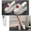 wedges fashion korea import
