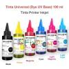 Tinta HP Cyan 100 ml
