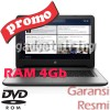 HP Notebook 14 - BS001TU - Hitam [N3060/4GB/14Inch/DOS] Laptop Murah