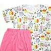 Pajamas short Ufufy Pooh/ Donald Duck/ Mickey
