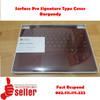Keyboard Microsoft Surface Pro Signature Type Cover Burgundy