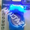 lampu silikon sepeda / lampu kodok