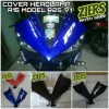 topeng/cover headlamp R15 model R25 minimalis