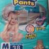 sweety silver pants // fit pants M38