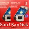 MicroSd Sandisk 8GB Class 4 Original 100%