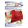 Blueprint Photo Paper (BP-GPA3190) - A3, 20 Sheet, 190 Gsm/210 Um, Cast Coating, Glossy, Water Resistant