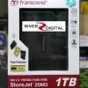 Transcend StoreJet 25M3 1TB - HDD / HD / HardDisk External Antishock