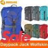 Tas Daypack JWS Jack Wolfskin Ransel Kerja Kuliah Sekolah Travelling