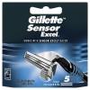 Gillette Cartridge Sensor Excel Isi 5