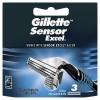Gillette Cartridge Sensor Excel Isi 3
