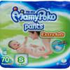Mamypoko pants extra soft S70 S 70 popok diapers murah laris